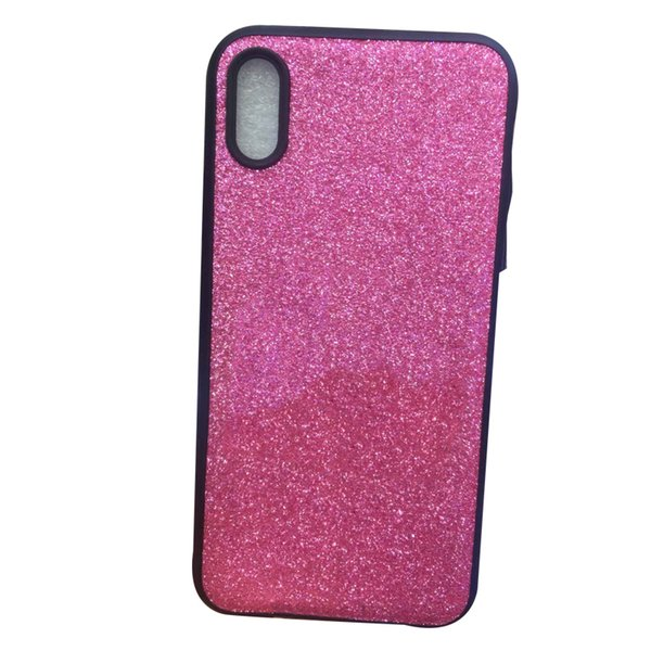 2018 NY Love Phone Cover Fashion Design Glitter 3D Embroidery Phone Case For iPhone X, iPhone 8, 7, 6 Plus, for Samsung S9 S9 plus