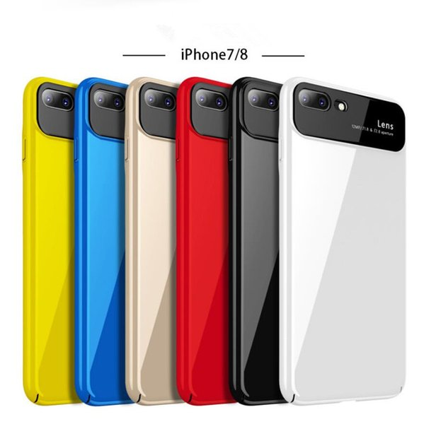 another chance 4fcd7 c79dc Camera Lens Protector Shock Proof Pc Transparent Clear Phone Hard Cover For  Iphone 6s 7 8plus X Xs Xr Xs Max Cell Phone Pouch Personalized Cell Phone  ...