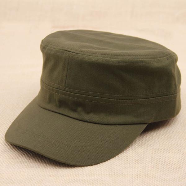 new arrival fashion cheap sunbonnet  letter flat solid hat outdoor sport casual cotton Korean cap kepi baseball hat