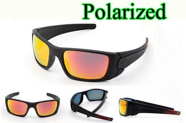 73c4d55e9ac42 5pcs summer men Fuel Cell brand sunglasses TR90 frame Polarized lens high  quality Sport cycling glasses women fashion sunglasses free ship