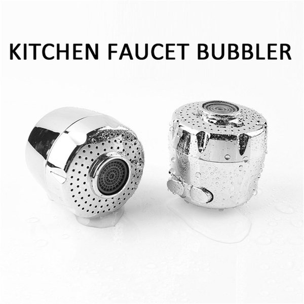 2018 Kitchen Faucet Aerator Water Saving Device Two Water Mode Splash Proof  Filter Screen Faucet Aerator For Home Hotel From Huweilan, $32.5 | ...