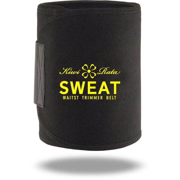 Women Men Sweat Belt Neoprene Slimming Belt Body Shaper Tummy Control Shapewear
