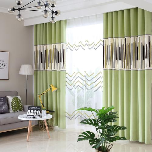1PC Cloth Curtain