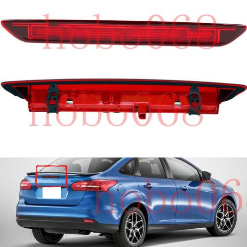 top popular 1x Car NEW Auto Third High Mount Brake Light Lamp For Ford Focus Sedan 2012-16 Replacement 2019