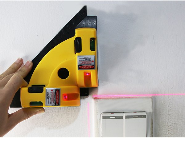 Hot Selling Right Angle 90 Degree Square Laser Level High Quality Level Tool Laser Measurement Tool Level Laser