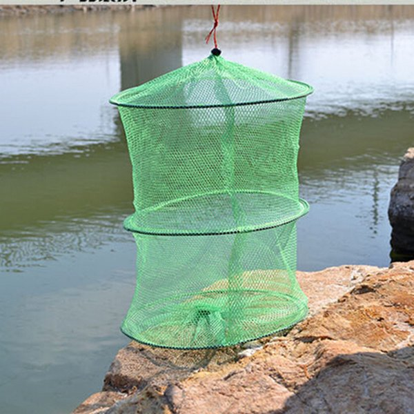 D30*L65cm fishing network fish creel fishing net china pesca potes herramientas turtle and crab cage shrimp net rade fish cage