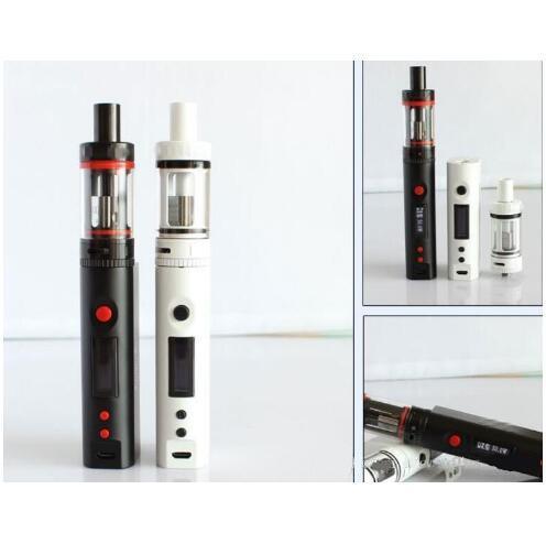 Kanger Subox mini starter kit Sub tank mini 4.5 ml atomizador Potência variável KBOX Box Mods e cig cigarros vapor DHL DZY00687