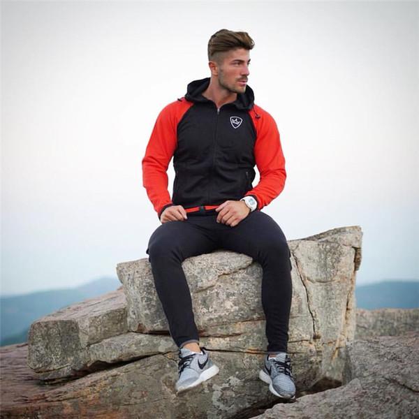 US $86.98  Männer Daunenjacken Winter Herren Outdoor Windjacke Warme Sport Fitness Mantel 2018 Neue Camouflage Futter Fitness Workout Laufjacke in