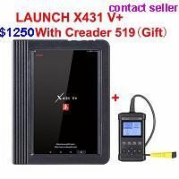 X431 v + creader 실행