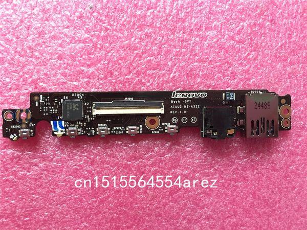 New and Original For Lenovo Yoga 3 Yoga3 Pro 13 Audio Jack USB Board AIUU2 NS-A322