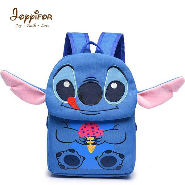 Joyyifor Cute Stitch Enfant Toddler Animal Sac À Dos Infantile Cartable Sac Enfants Bébé Filles Enfants École Sac À Dos Cadeau