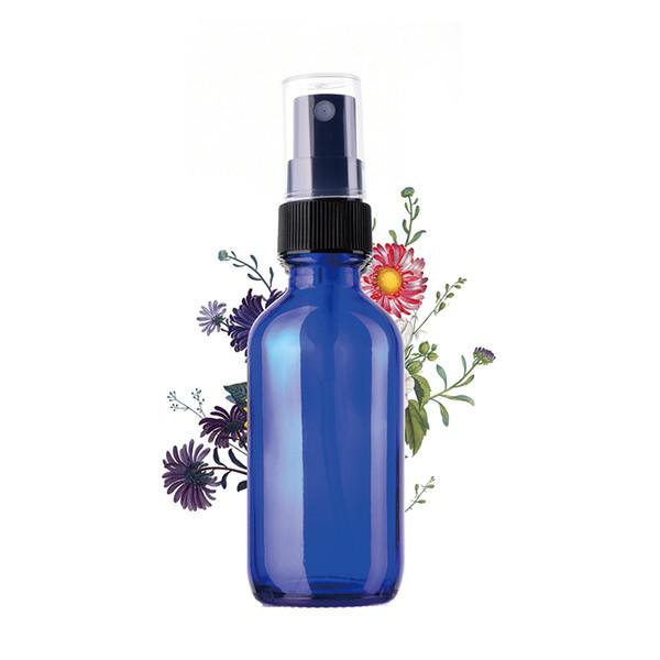 120ml Portable Travel Home Kitchen Storage Boles Perfume Bole Spray&Empty Glass Spray Boles Oil Container P15