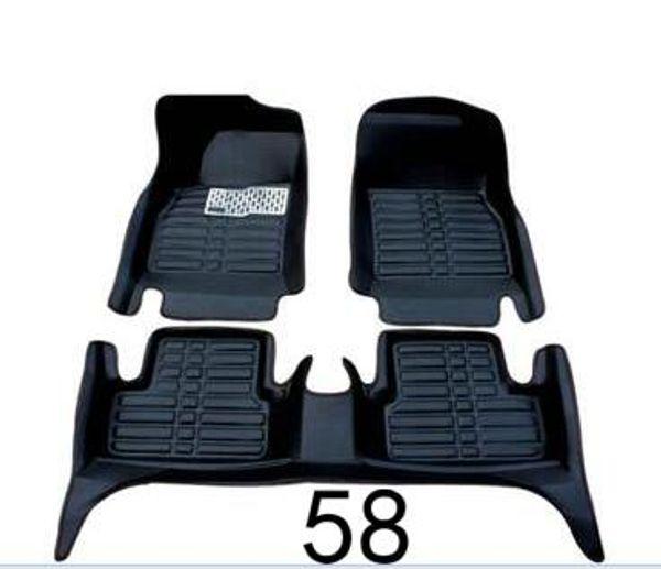 best selling Car Floor Mats Front & Rear Liner Waterproof Mat For Hyundai Elantra 2014-2018