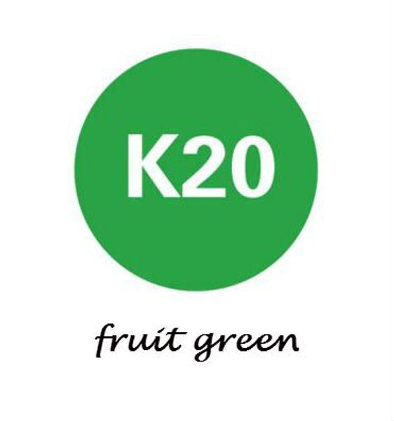 vert fruits