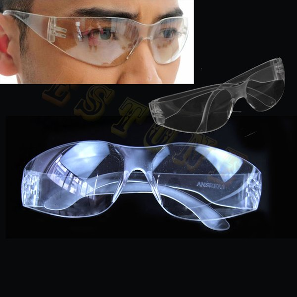 Lab Glasses Medical Student Eyewear Clear Safety Eye Protective Anti-fog Goggles New hot sell