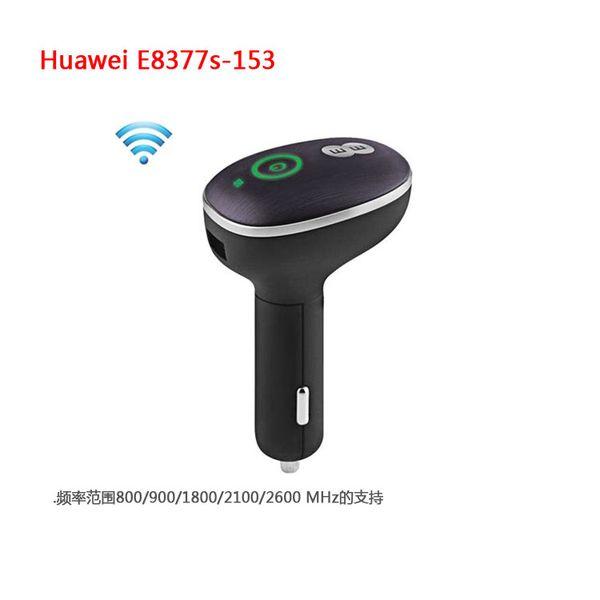 Разблокирована новый оригинальный Huawei E8377 E8377s-153 HiLink в ЛТР Carfi с 4G 150 Мбит / с Carfi точка доступа модем с SIM-картой ПК E8372