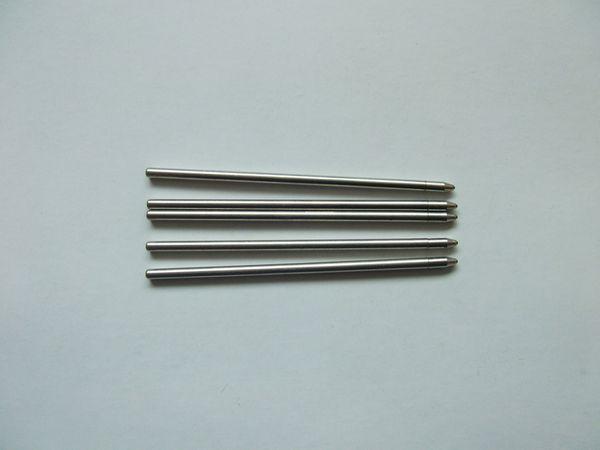 100 Stück Mini Gel Tinte Refill D1 REFILL 6,7 cm Punkt 0,5 Gel Tinte Freies Verschiffen