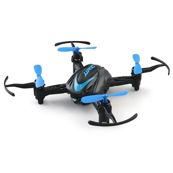 Original JJRC Micro RC Drone 6-Axis Gyro Screw Free Structure Mini Quadcopter Modes Vs H8 Dron Best Toys Helicopter For Kids