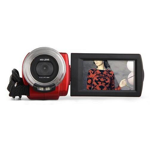 "Full HD 16MP Automatic Digital Video Camera Camcorder DV Camera DVR 2.7 ""TFT LCD 16x ZOOM Camera"