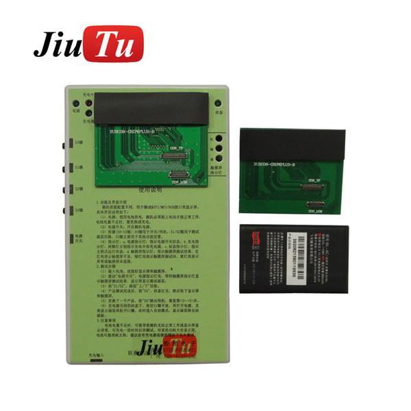 아이폰 6 플러스 5.5inch LCD 테스터 터치 스크린 디지타이저 디스플레이 수리 도구 Jiutu를 테스트하려면