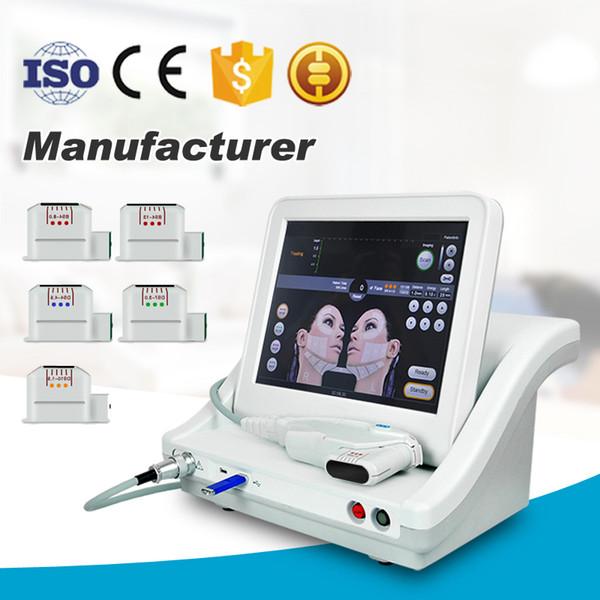 Beste tragbare hifu Maschine, gute Resultate hifu Gesichtsaufzug, neueste Spitzenhohe Intensität fokussierte Ultraschall hifu heißer Verkauf