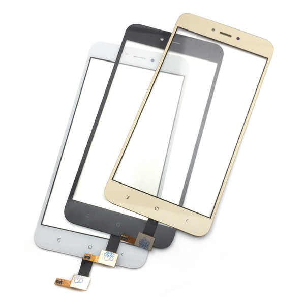 10pcs/lot ,For Xiaomi Redmi Note 5A touch screen 100% New High Quality Digitizer glass panel Assembly Replacement