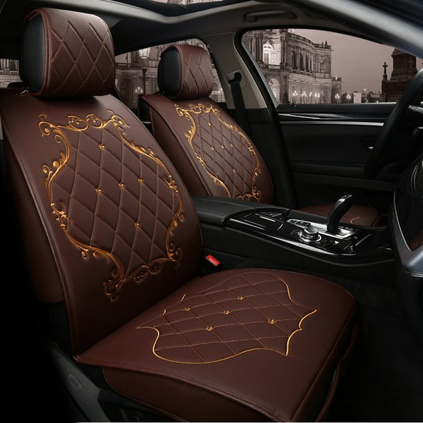 Enjoyable Luxury Pu Leather Car Seat Cover For Volvo S60L V40 V60 S60 Xc60 Xc90 Xc60 C70 S80 40 Auto Accessories Car Styling Auto Seat Cover Auto Seat Cover Alphanode Cool Chair Designs And Ideas Alphanodeonline