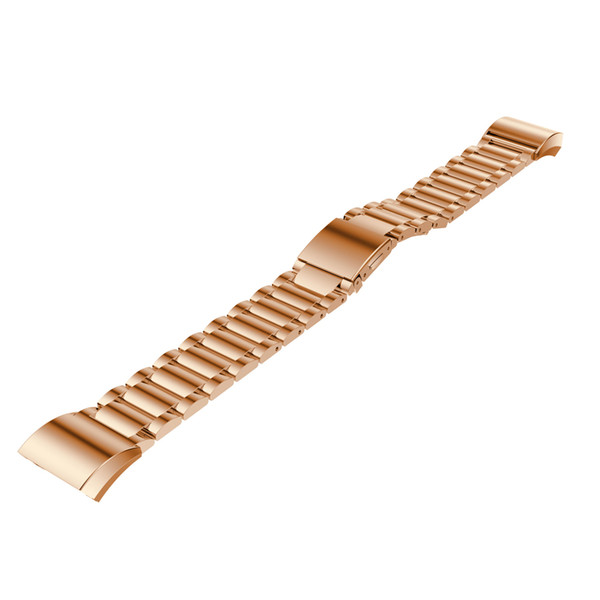 For Fitbit Charge 2 Strap Stainless Steel Bracelet Watch Band for Fitbit Charge2 Band Smart Watch Wristband Replacement Colorful