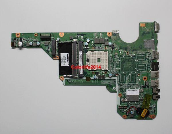 pour HP G4 G6 G7 G4-2000 Series 683029-501 DA0R53MB6E1 carte mère pour ordinateur portable testé