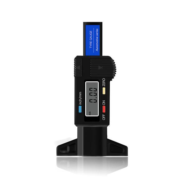 Novas Ferramentas de Diagnóstico medidor de pressão de pneu Medidor Tester Digital LCD Pneu Para Automóveis Carro Motocicleta Roda