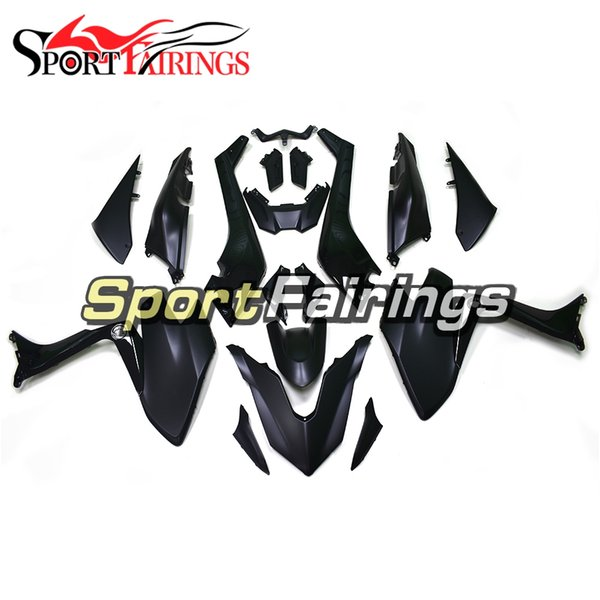 Motorcycles Complete Fairing Kit For Yamaha XP530 TMAX T-MAX XP530 2017 2018 ABS Plastic Injection Body Kit Bodywork Matte Black Cowling New