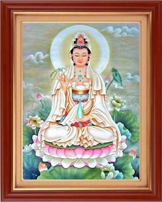 Needlework,DIY DMC Cross stitch,Sets Full Embroidery kits,Buddhism Goddess Guanyin Religion Cross-Stitch,Paint Wall decoration