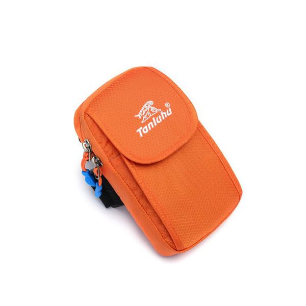 Trendy Durable Arm Bag Gym gift phone holder mens kids waist leg bag for running and traveling