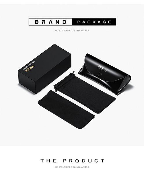 mit Black Box Verpackung