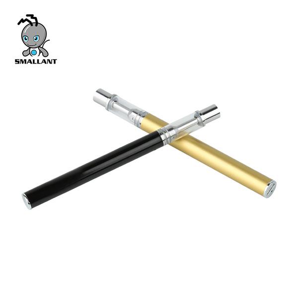Kit di siringhe monouso per sigarette di piccole dimensioni Serbatoio ceramico a vapore aperto Autentico 5S C10 vaporizzatore a penna cartucce di olio denso atomizzatore