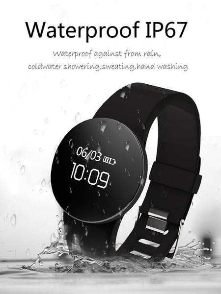 TLWD3 Smart Watch Sports Bracelet Sleep Monitoring Health Waterproof Step Activity Tracker Passometer Touch smartwatch