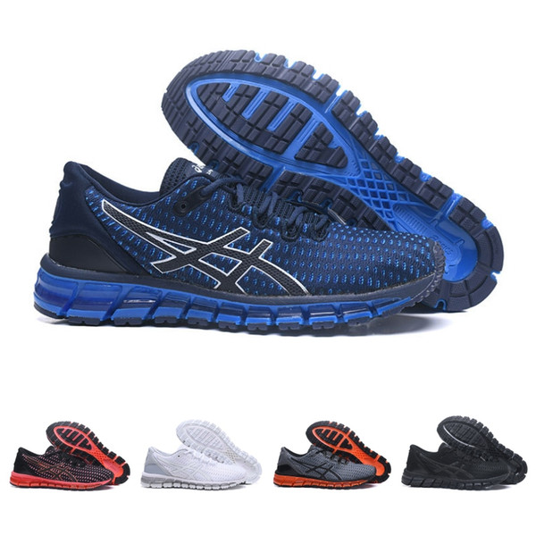 Whosale 2018 Hot Asics Gel-Quant 360 Shift Men Women Running Shoes Blue White Black Training Walking Sport Sneakers Free Shipping