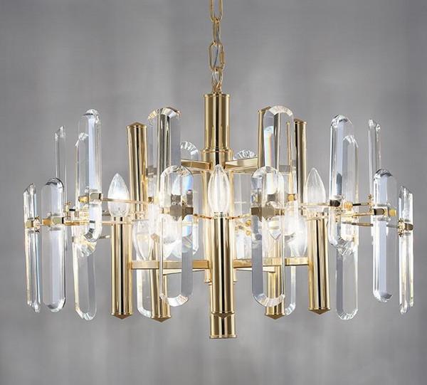 Großhandel Moderne Luxus Esszimmer Kristall Lampe Wohnzimmer Lampe Designer  Villa Modell Zimmer Lampe Luxus Kronleuchter Von Dh532738711, $864.33 Auf  ...