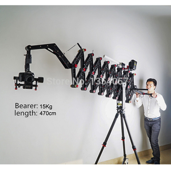 Makas Vinç Sistemi / tekno vinç pergel kamera