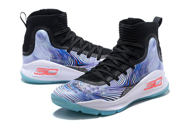 Kids Curry 4 More Magic shoes sales Top Quality new Stephen Curry boys Basketball shoes store free shipping With Box