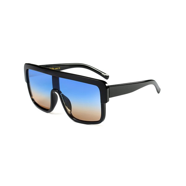 Cool Mens Sunlgasses Women Brand Design Surfing Plastic Oversized Sunglasses Party Sunglass Show Decoration Eyewear 97380FD