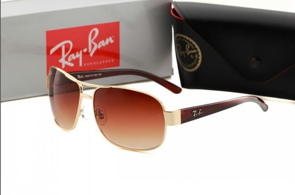 b9f8c0a713 YOOSKE Classic Polarized Sunglasses Men Women Retro Brand Designer High  Quality Sun Glasses Female Male Fashion