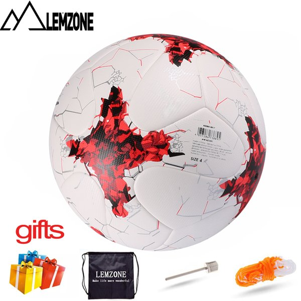 top popular 5-a-side FUTSAL Size 4 indoor Training Soccer Ball PU Football Ball Sports bola de futebol de salao futbol sala futsal ball 2021