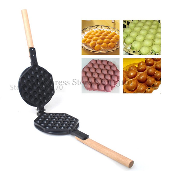 Poêlon à œuf Poêlée à l'œuf Outil Appareil de cuisine Grille à oeuf antiadhésive pour gaufres