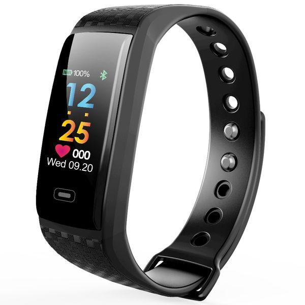 X GIMTO Sport Smart Bracelet Watch Women Men Waterproof Clock Heart Rate Blood Pressure Sleep Monitor Calories For iOS Android