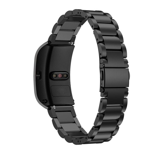 Susenstone 2018 New High Quality Luxury Stainless Steel Strap Wrist Band Replacement Bracelet For Huawei B5 Watch Hot Sale