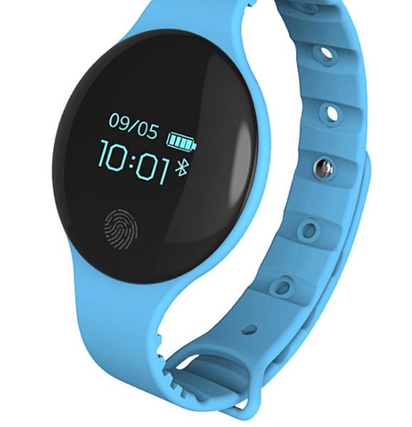 SANDA Smart Watch Femmes enfants Marque De Luxe Électronique Montre-Bracelet LED Numérique Sport Montres-Bracelets Pour Femme Horloge Smartwatch S915