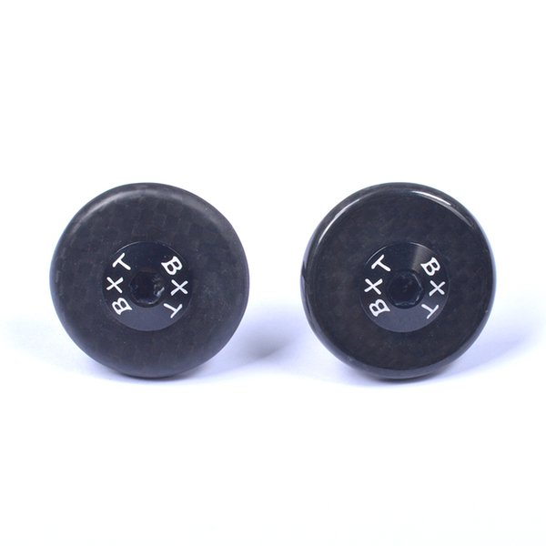 NEW BXT Bike Expander Plug Mountain Bikes Stem carbon top caps with bolt Headset Cover Bicycle Cycling Accessories parts Rated 5.0 /5 b