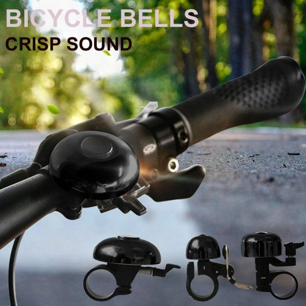 New Arrival Cycling Exercise Metal Bell Ring MTB Bicycle Bike Bicycle Cycling Handlebar Bell Alarm Vital Part Safety Rig
