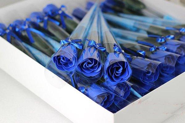 Романтический букет цветов Ароматическое мыло Розы Гвоздика Лучший юбилей ко дню рождения День матери День Святого Валентина Подарок